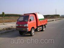 神宇牌DFA2315FT4型吸粪低速货车