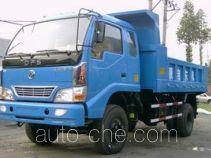 神宇牌DFA2810PDAY型自卸低速货车