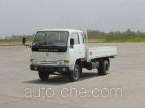 神宇牌DFA2810PDY型自卸低速货车