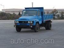 神宇牌DFA4010CDY型自卸低速货车