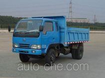 神宇牌DFA4010PDY型自卸低速货车