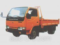 神宇牌DFA4015D型自卸低速货车