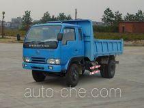 神宇牌DFA4015PDY型自卸低速货车