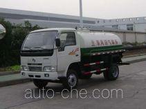 神宇牌DFA4020FT1型吸粪低速货车