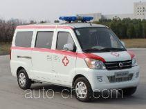 俊风牌DFA5020XJH30QD型救护车