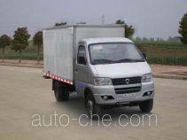 俊风牌DFA5020XXY77DE型厢式运输车