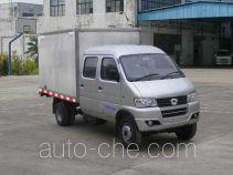 俊风牌DFA5020XXYD77DE型厢式运输车
