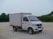 俊风牌DFA5020XXYF14QC型厢式运输车