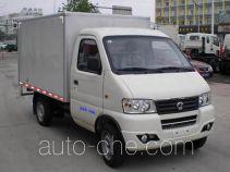 俊风牌DFA5020XXYF18Q型厢式运输车