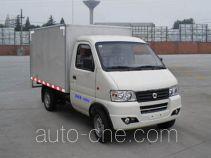 俊风牌DFA5021XXYF12QA型厢式运输车