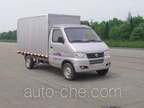 俊风牌DFA5021XXYF14QC型厢式运输车