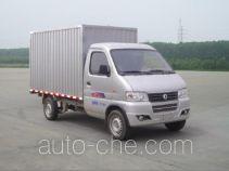 俊风牌DFA5021XXYF14QF型厢式运输车