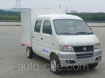 俊风牌DFA5021XXYH12QA型厢式运输车