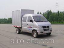 俊风牌DFA5021XXYH14QC型厢式运输车