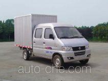 俊风牌DFA5021XXYH14QF型厢式运输车