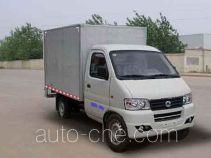 俊风牌DFA5025XXYF12QA型厢式运输车