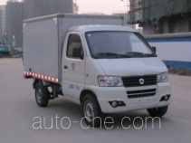 俊风牌DFA5025XXYF12QF型厢式运输车