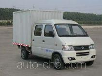 俊风牌DFA5028XXYH14QF型厢式运输车