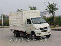 俊风牌DFA5030CCY50Q6AC型仓栅式运输车