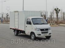 俊风牌DFA5030XXY50Q5AC型厢式运输车