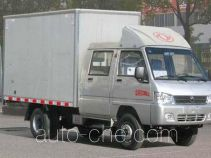 Dongfeng DFA5030XXYD40D3AC-KM box van truck