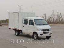 俊风牌DFA5030XXYD50Q5AC型厢式运输车