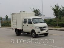 俊风牌DFA5030XXYD50Q6AC型厢式运输车