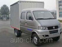 俊风牌DFA5030XXYD77DE型厢式运输车