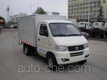 俊风牌DFA5030XXYF18Q型厢式运输车