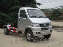 Junfeng DFA5030ZXX detachable body garbage truck