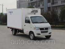 Junfeng DFA5031XLC50Q5AC refrigerated truck