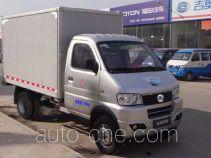 俊风牌DFA5031XXY77DE型厢式运输车