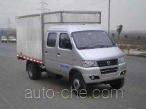 俊风牌DFA5032XXYD77DE型厢式运输车