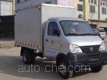 俊风牌DFA5035XXY77DE型厢式运输车