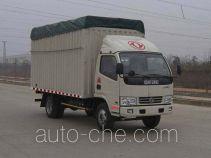 Dongfeng DFA5040CPY30D3AC soft top box van truck