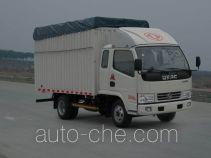 东风牌DFA5040CPYL31D4AC型蓬式运输车