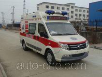 东风牌DFA5040XJH3A1M型救护车