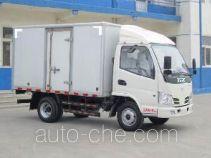 东风牌DFA5040XXY30D3AC-KM型厢式运输车