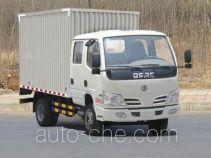 Dongfeng DFA5040XXYD35D6AC-KM box van truck