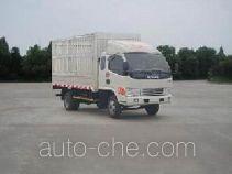 东风牌DFA5041CCYL30D3AC型仓栅式运输车