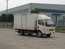 东风牌DFA5041XXY20D5AC型厢式运输车