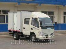 东风牌DFA5041XXYD30D4AC-KM型厢式运输车
