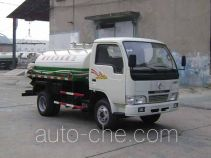Dongfeng DFA5050GZX biogas digester sewage suction truck