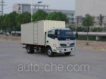 东风牌DFA5050XXY12D3AC型厢式运输车