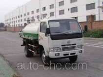 Dongfeng DFA5060GZX biogas digester sewage suction truck