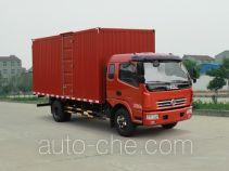 东风牌DFA5060XXYL11D5AC型厢式运输车