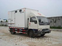 Dongfeng DFA5073XLY shower vehicle