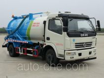 Dongfeng DFA5080GXW sewage suction truck