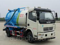 东风牌DFA5080GXW型吸污车