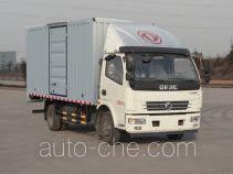 东风牌DFA5080XXY12N3AC型厢式运输车